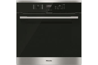 Four encastrable H 2561 BP IN INOX Miele