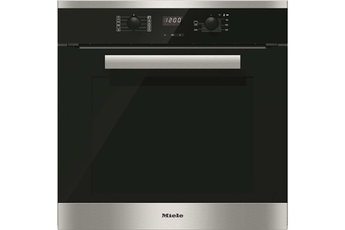 Four encastrable H 2661 BP-1 IN INOX Miele