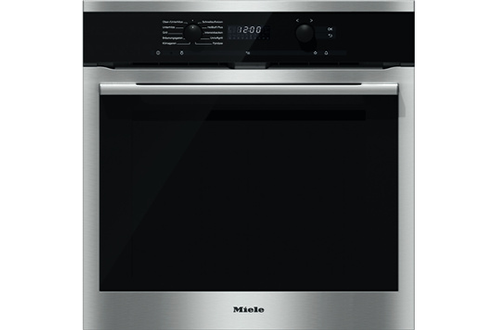 Four encastrable Miele H 6165 BP IN INOX