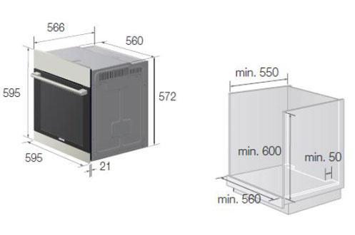 Samsung BQ1Q6I213 VERRE/BLANC