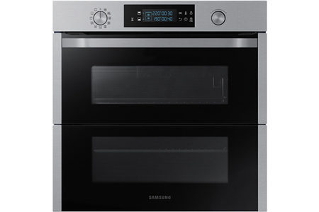 a589fee4250889 Four Samsung DUAL COOK FLEX NV75N5671RS | Darty