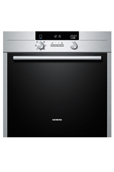 Four encastrable HB65AA521F INOX Siemens