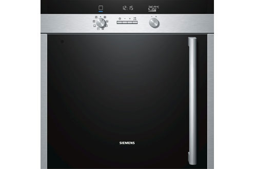 Four encastrable HB65LR560F INOX Siemens