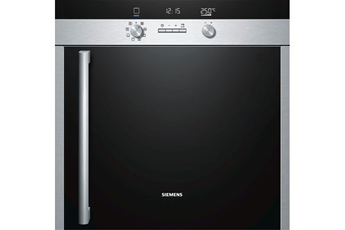 Four encastrable HB65RR560F INOX Siemens