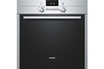 Siemens HB 43 AB 520 F INOX photo 1