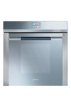 Four encastrable SFP140E INOX Smeg
