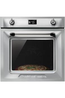 Four encastrable SFP6925XPZ INOX Smeg