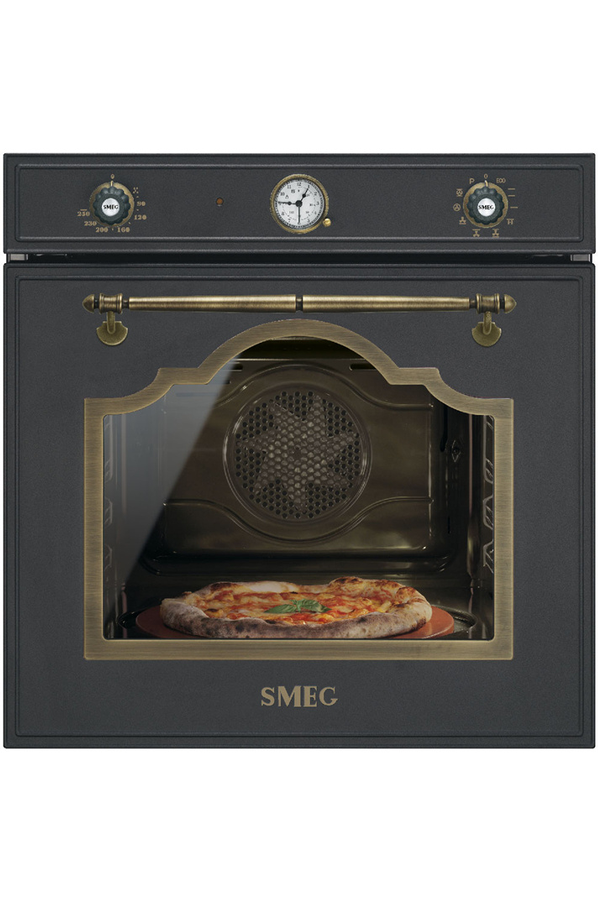 Four encastrable smeg sfp750aopz 4279670 darty - Four encastrable pyrolyse darty ...