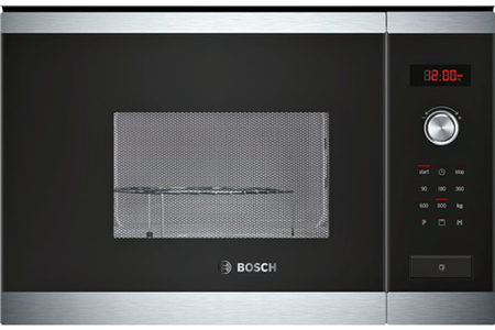 micro ondes gril encastrable bosch hmt75g654 inox darty. Black Bedroom Furniture Sets. Home Design Ideas