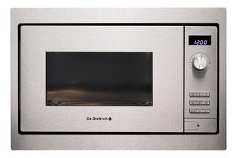 Micro ondes encastrable DME 1121 X INOX CORIUM De Dietrich