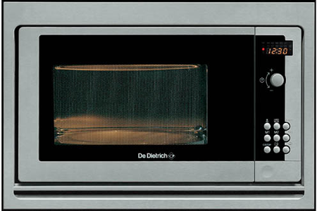 micro ondes encastrable de dietrich dme 321 xe1 inox darty. Black Bedroom Furniture Sets. Home Design Ideas