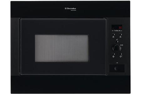 micro ondes encastrable electrolux ams 26215k noir darty. Black Bedroom Furniture Sets. Home Design Ideas