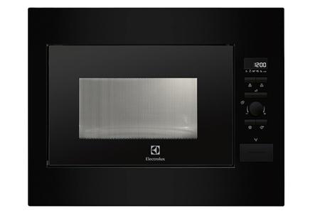 micro ondes encastrable electrolux ems26004ok noir ems26004ok darty. Black Bedroom Furniture Sets. Home Design Ideas