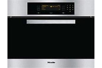 Micro ondes encastrable H 4081 INOX Miele
