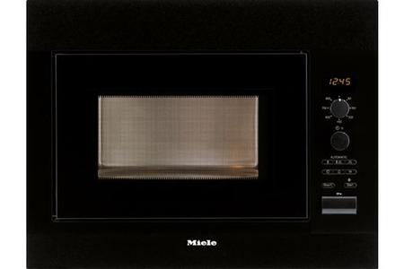 micro ondes encastrable miele m 8260 2 noir darty. Black Bedroom Furniture Sets. Home Design Ideas
