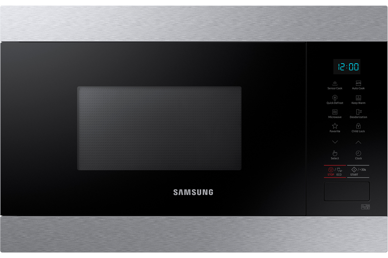 Micro ondes encastrable samsung ms22m8074at 4309707 darty for Nettoyage four micro ondes