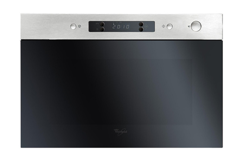 Micro ondes encastrable whirlpool amw391ix inox amw391ix - Four encastrable petite dimension ...