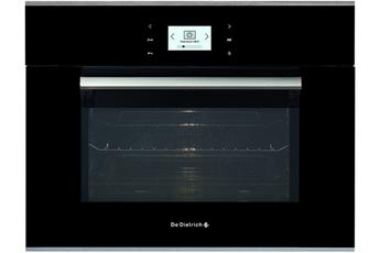 Micro ondes combiné encastrable DME 1145 B NOIR CORIUM De Dietrich
