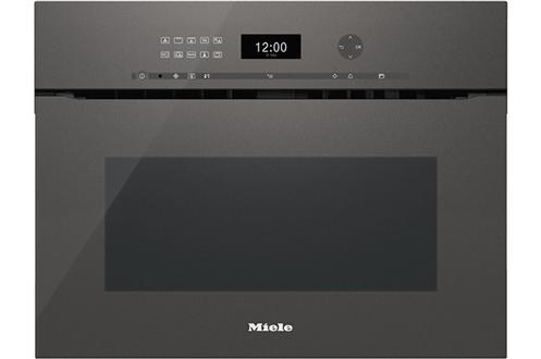 Micro ondes combiné encastrable Miele H6401BMX
