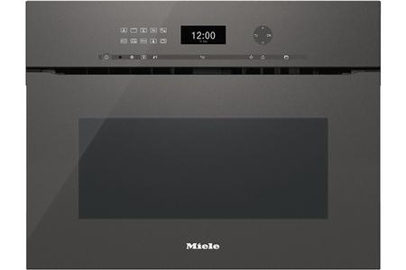 micro ondes combin miele h6401bmx darty. Black Bedroom Furniture Sets. Home Design Ideas