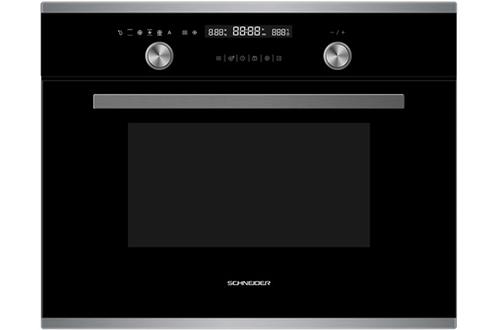 Micro ondes combiné encastrable Schneider SCMC4544X0