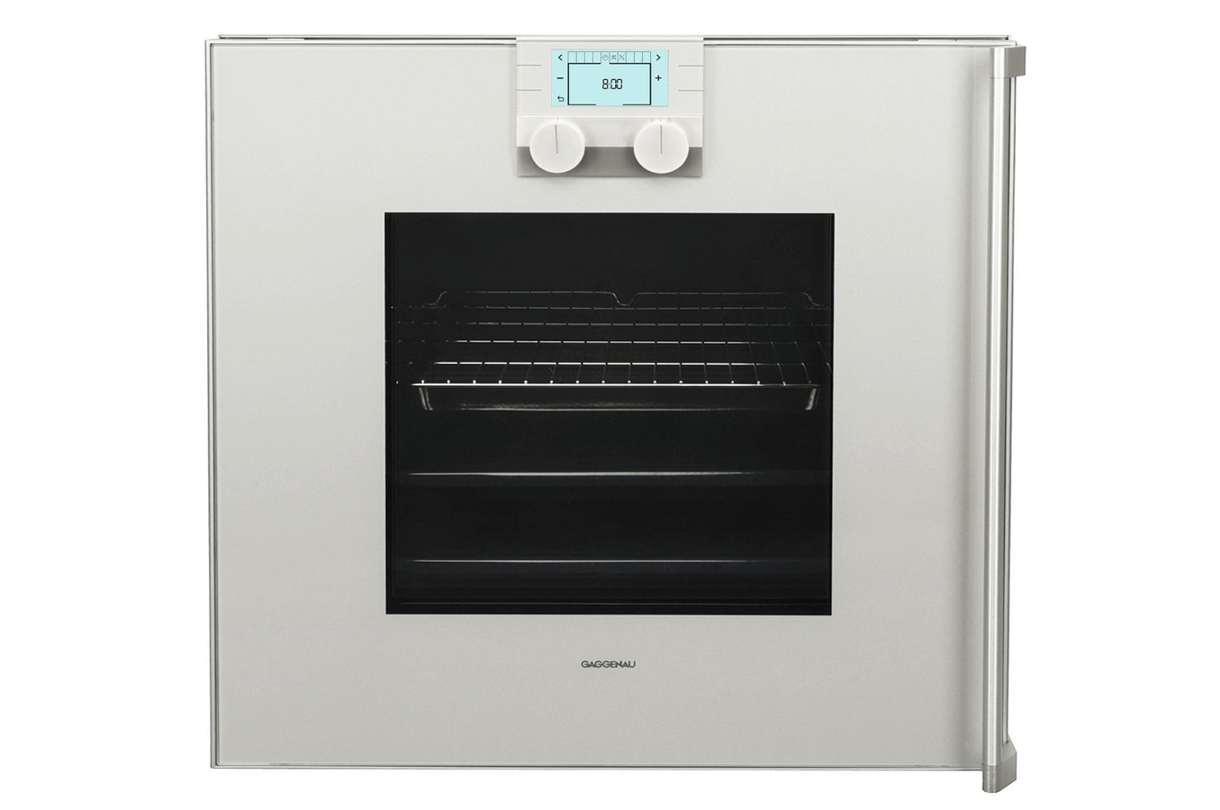 Four encastrable gaggenau bo 221 111 cg inox bo 221 111 - Four encastrable gaggenau porte laterale ...