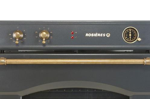 Four encastrable Rosieres RFT 5577 AV ANTHRACITE