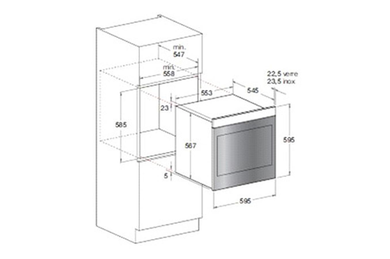 four encastrable scholtes bc 199 dtp xa inox 3095118 darty. Black Bedroom Furniture Sets. Home Design Ideas