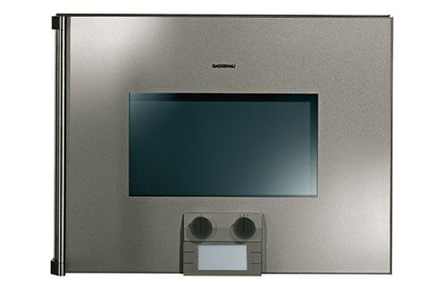 four vapeur gaggenau bs 220 110 inox bs220 110 2524724. Black Bedroom Furniture Sets. Home Design Ideas