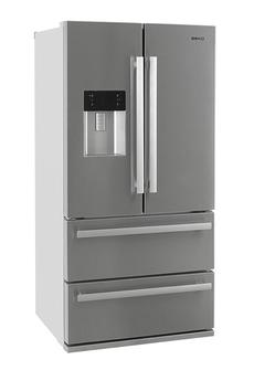 Refrigerateur americain GNE60520DX Beko