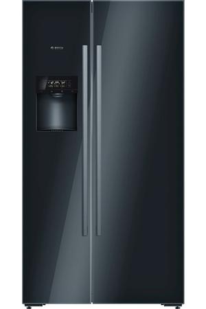 refrigerateur americain bosch kad92sb30 darty. Black Bedroom Furniture Sets. Home Design Ideas
