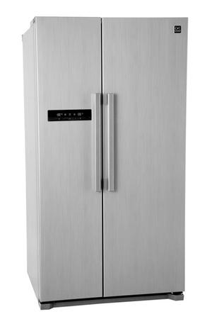 refrigerateur americain daewoo frn x22b3csi darty. Black Bedroom Furniture Sets. Home Design Ideas