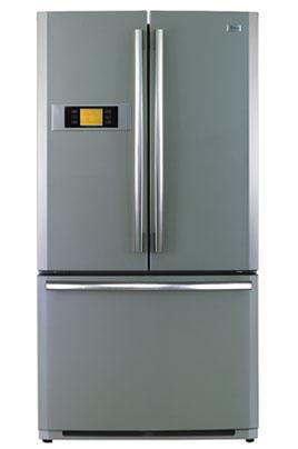 refrigerateur americain haier hb22tnn 3182169. Black Bedroom Furniture Sets. Home Design Ideas