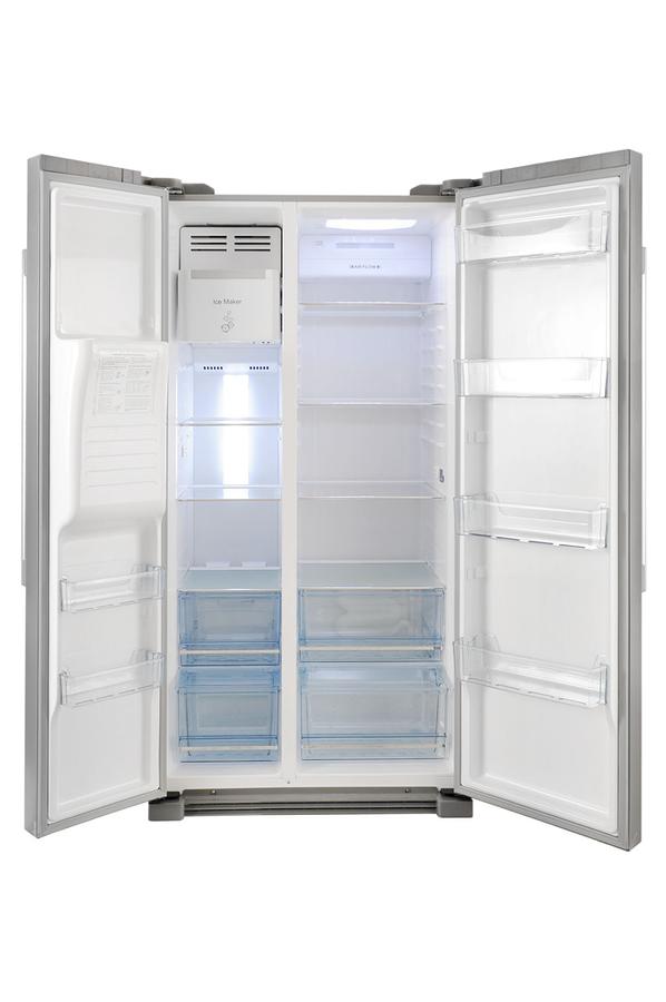 refrigerateur americain haier hrf 628if6 darty. Black Bedroom Furniture Sets. Home Design Ideas
