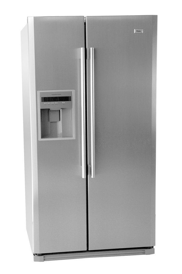 refrigerateur americain haier hrf 663isb2 3182096 darty. Black Bedroom Furniture Sets. Home Design Ideas
