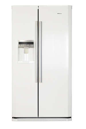 refrigerateur americain haier hrf 663isb2ww darty. Black Bedroom Furniture Sets. Home Design Ideas