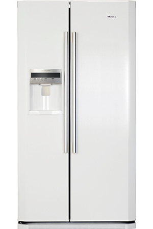 refrigerateur americain haier hrf 664isb2ww darty. Black Bedroom Furniture Sets. Home Design Ideas