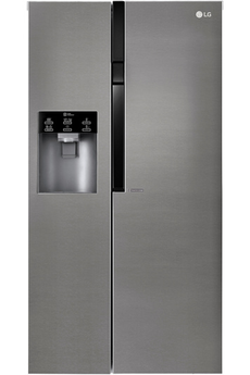 Refrigerateur americain GSL360ICEZ Lg