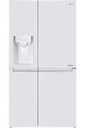 refrigerateur americain lg gsl6611wh darty. Black Bedroom Furniture Sets. Home Design Ideas
