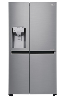 Refrigerateur americain GSL6661PS Lg