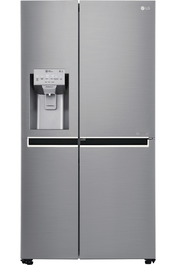 Refrigerateur americain lg gss6671ps darty - Refrigerateur encastrable darty ...