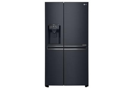 refrigerateur americain lg gss6676mt darty. Black Bedroom Furniture Sets. Home Design Ideas