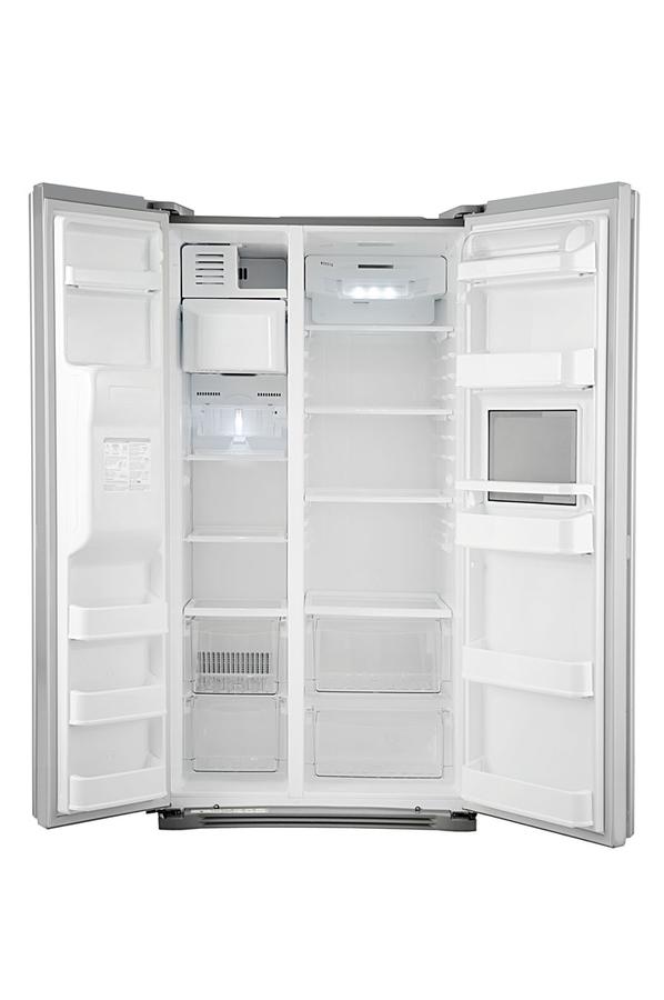 refrigerateur americain lg gw p2321ns 3591204 darty. Black Bedroom Furniture Sets. Home Design Ideas
