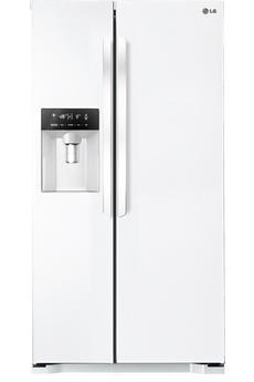 Refrigerateur americain GWL2710WH Lg