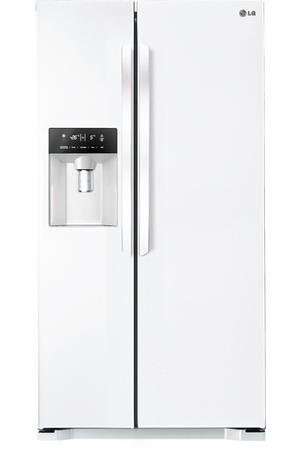 refrigerateur americain lg gwl2710wh darty. Black Bedroom Furniture Sets. Home Design Ideas