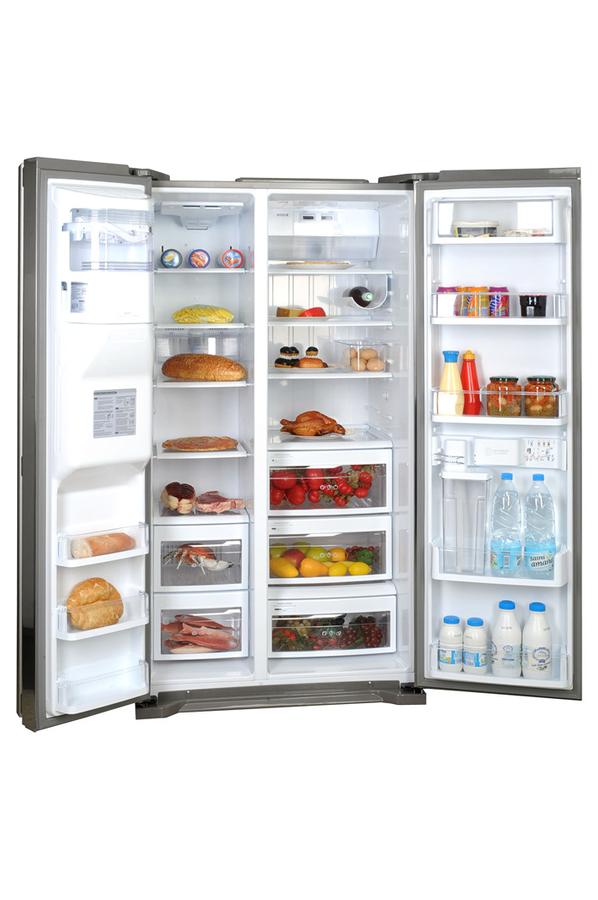 refrigerateur americain lg gwl 2027 vcm inox 3084787 darty. Black Bedroom Furniture Sets. Home Design Ideas
