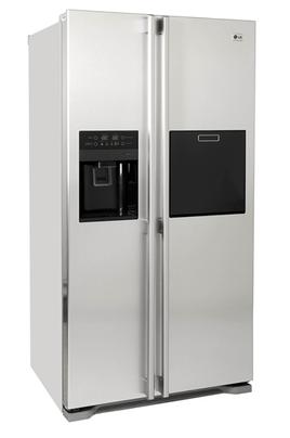 avis clients pour le produit refrigerateur americain lg gwp 2227 acm inox. Black Bedroom Furniture Sets. Home Design Ideas