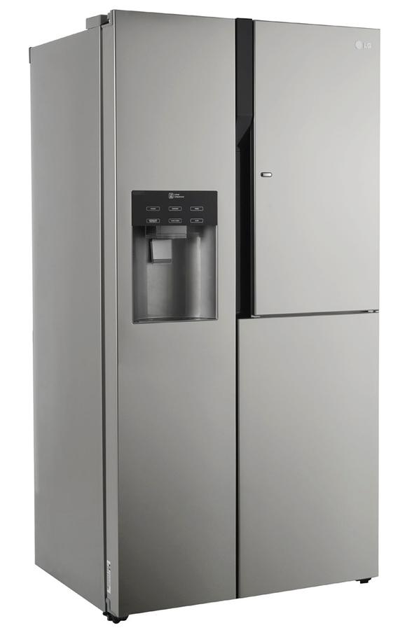 R frig rateur multi portes lg gws6039sc 3785270 darty - Refrigerateur americain 3 portes inox ...