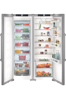 Refrigerateur americain Liebherr SBSef7242-22