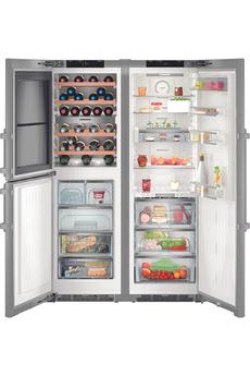 Refrigerateur americain Liebherr SBSES8496